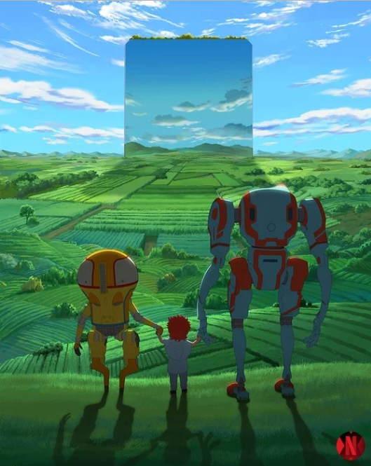 Netflix Memproduksi Anime Eden. Sutradara Fullmetal Alchemist: Brotherhood Yasuhiro Irie