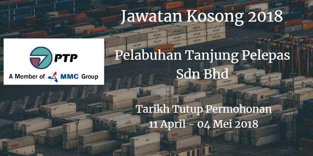 Jawatan Kosong PTP 11 April - 04 Mei 2018