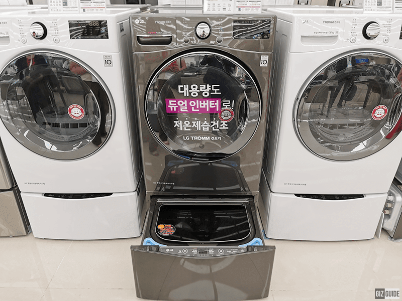 LG to launch front-loader with AI DD for optimized washing in the Philippines