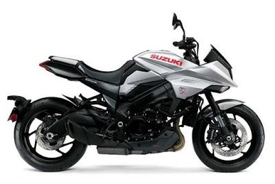 Motor Suzuki Katana 2020