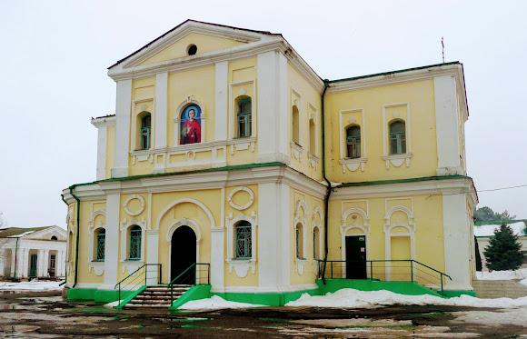Самарский Свято-Николаевский монастырь. Свято-Николаевский храм. 1787 г.