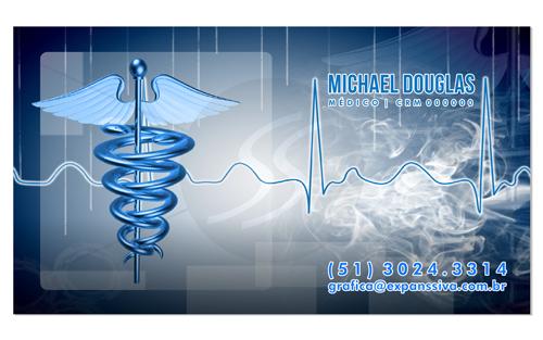 15 cartoes de visita criativos medicos 16 - 15 Cartões de Visita Super Criativos para Médicos
