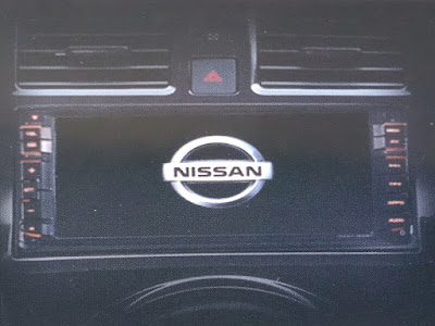 Gambar New 7 inch AV Monitor with Mirroring Nissan March