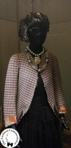 Donne protagoniste del Novecento - Cecilia Matteucci Lavarini abito Comme des Garçons - Galleria del Costume Firenze - Nov 2013
