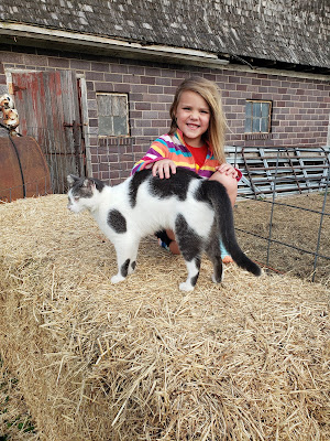What it Means to Grow Up on the Farm: An Interview with my Kids