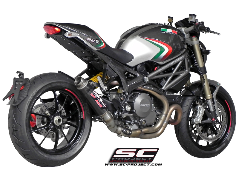 aftermarket moto scarichi racing sc project gp m2. Black Bedroom Furniture Sets. Home Design Ideas