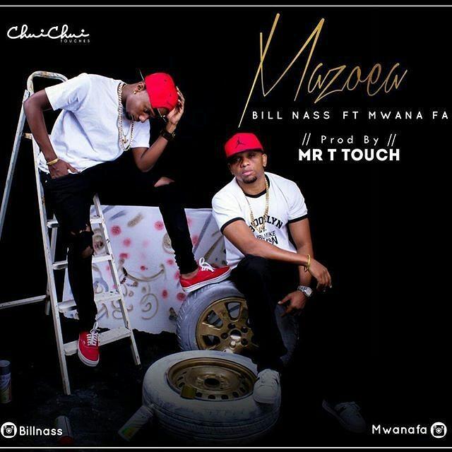 Bill Nass Ft. Mwana FA - Mazoea ADIO