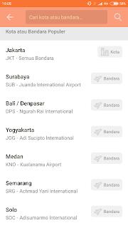 Tiket Pesawat di Pegipegi