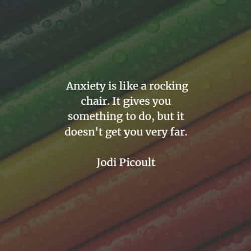 Anxiety quotes and sayings that will inspire everyone