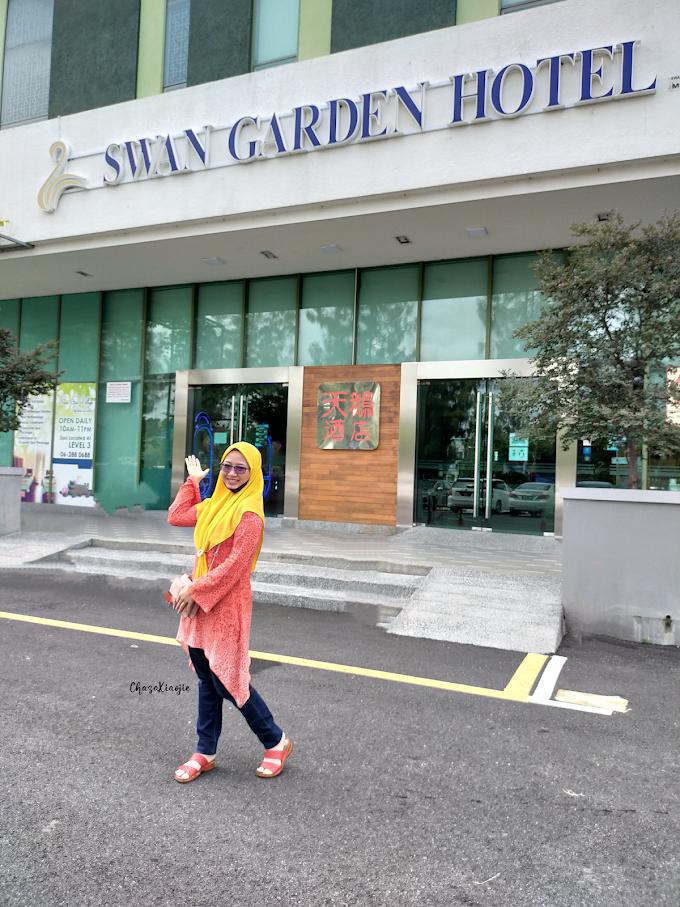 Swan Garden Hotel Melaka: Penginapan Pilihan Percutian Keluarga