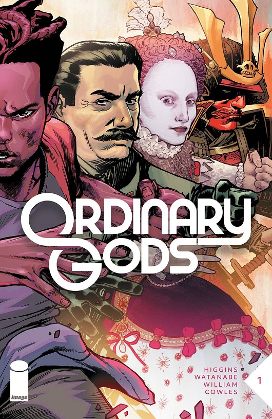 Cover of Ordinary Gods #1
