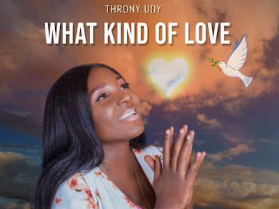 [Music] Throny Udy - What Kind Of Love