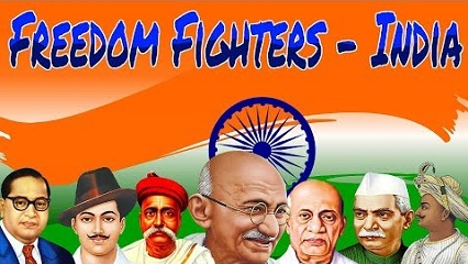 Freedom Fighters of India and their Information