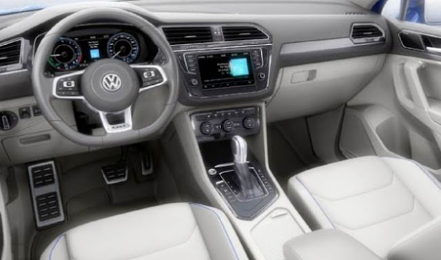 2018 VW Tiguan Redesign and Review