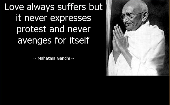 Beautiful Quotes Mahatma Gandhi