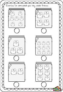 Actividades para aprender los números del 1 al 10 pdf