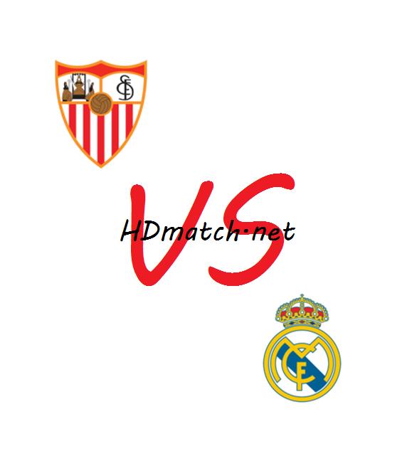 مشاهدة مباراة ريال مدريد واشبيلية اون لاين اليوم تاريخ 15-1-2020 بث مباشر الدوري الاسباني real madrid vs sevilla fc