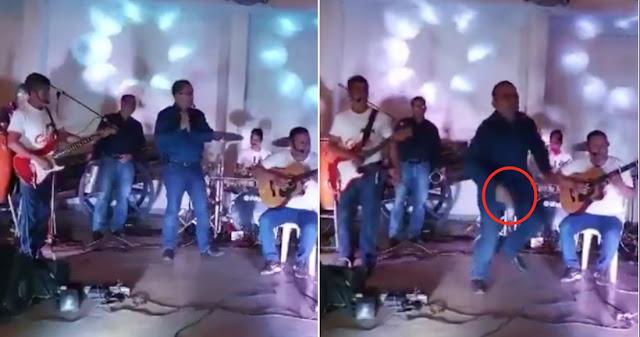 VIDEO Trasmitían en Vivo; Grupo armado ejecuta a dueño del periódico El Sol y también líder del CJNG, junto con 6 personas más