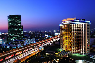 Centara Grand at Central Grand Plaza Near Don Muaeng Airport