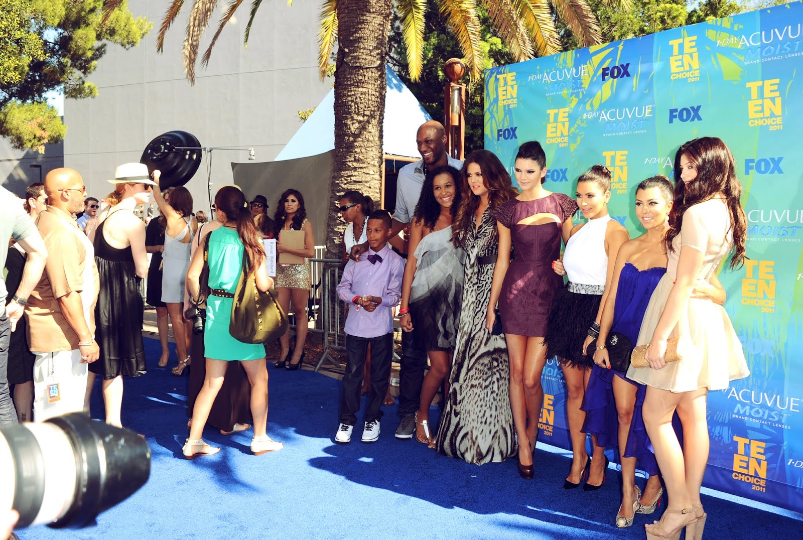 43 - Teen Choice Awards in August 11, 2011
