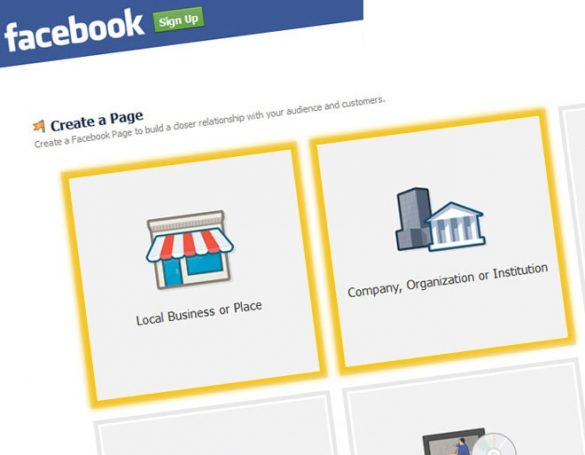 Facebook Page - How To Create New Facebook Page | Facebook Pages App