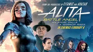Alita Battle Angel (2019) Hindi Dubbed Movie 720p Download