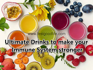 Ultimate Drinks to make your Immune System stronger