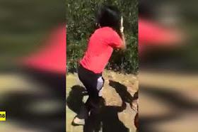 بالفيديو : فضييع .. يحدث في تونس : تمز ييق ملابس فتا ة و اغتتصا-بها في وضح النهار