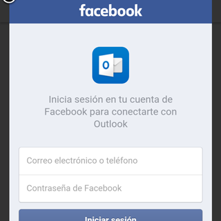 Ver Eventos Facebook en Calendario Outlook Correo