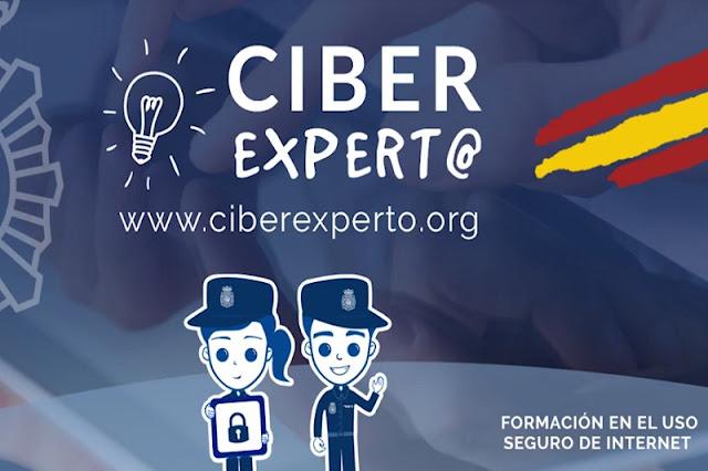 Ciberexperto Formación No Uso Seguro Da Internet Orientación En
