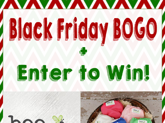 BOGO with The Little Bee Co's Diaper Drop With a Twist! {+ A Cloth Diaper Giveaway}