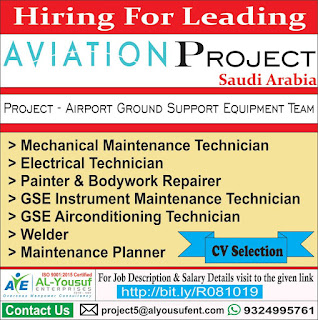 Hiring Aviation Project
