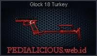 Glock 18 Turkey