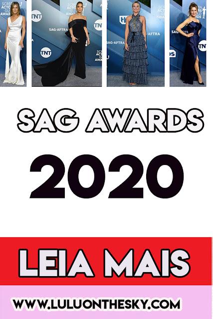 SAG AWARDS 2020: conheça os vencedores e os looks