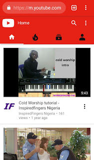 How to download piano music videos on YouTube