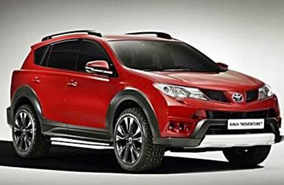 2018 Toyota Rav4 Redesign Reviews Of Car