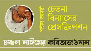 শহীদ কাদরী : চেতনা বিন্যাসের প্রেসক্রিপশন