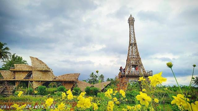 Taman Papringan Sawangan Magelang