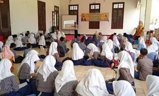 Ratusan Pelajar SMPN se-Kabupaten Bima Belajar Bersama di Museum Asi Mbojo