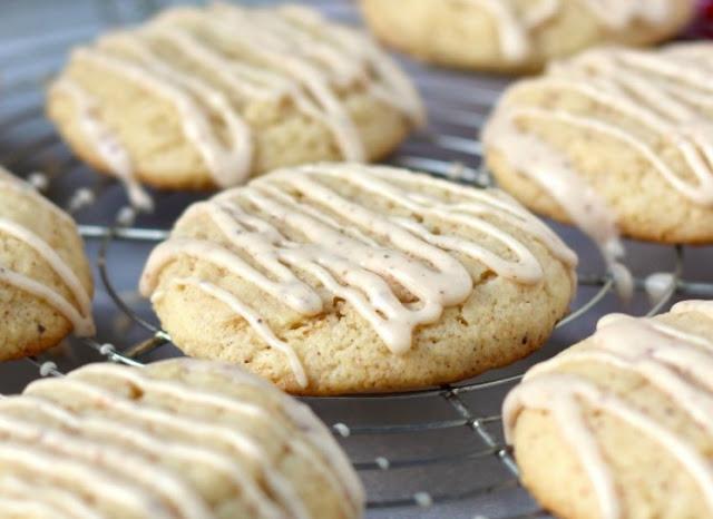 Eggnog Cookies #cookies #recipe
