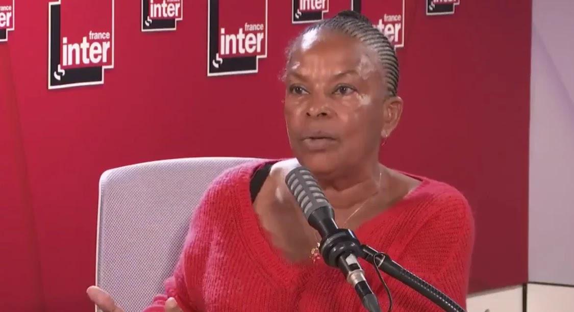 VIDÉO - « Ensauvagement » : « C'est un mot de l'imaginaire colonial », déplore Christiane Taubira