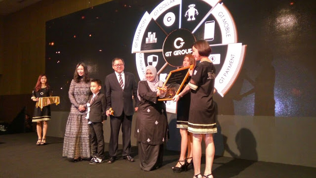 The grand launch of e-commerce giant, GT Dollar Malaysia at Sime Darby Convention Centre.