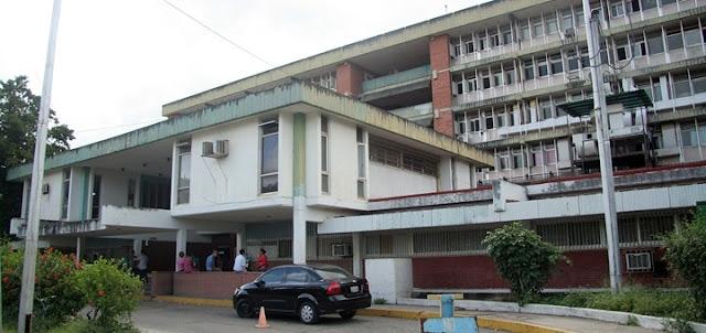 Fin de mundo : Robaron cadáver de bebé recién nacido en Hospital de Carúpano