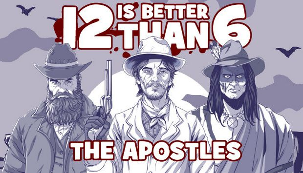 12 is Better Than 6 The Apostles-PLAZA