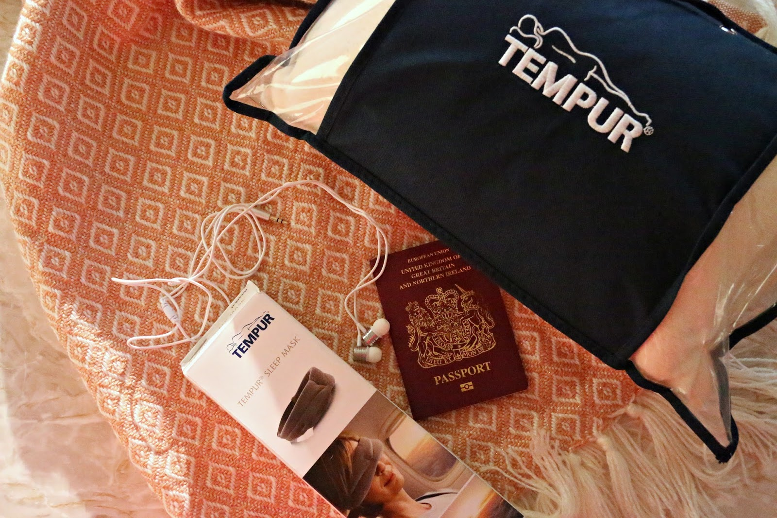 Top Tips For How To Get A Good Nights Sleep When Travelling with Tempur