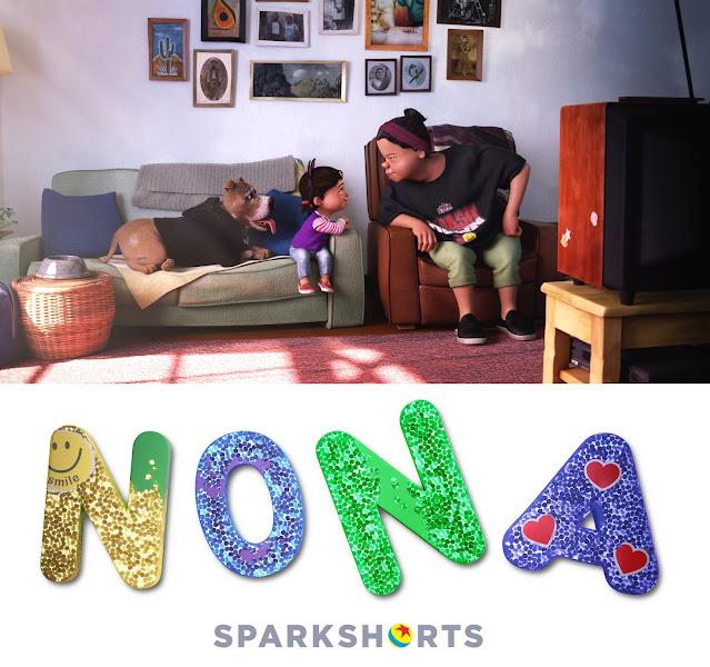 Pixar SparkShort Nona by Louis Gonzales