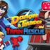 Danger & Thunder: Train Rescue - HTML5 Running Game