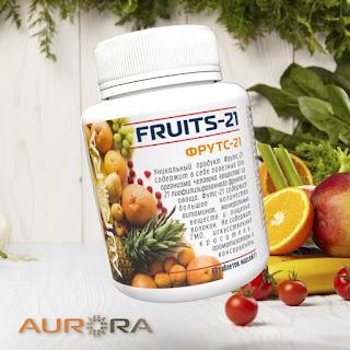 Fruits-21 natural vitamins and minerals (Фрутс-21 - натуральные витамины и минералы).jpg