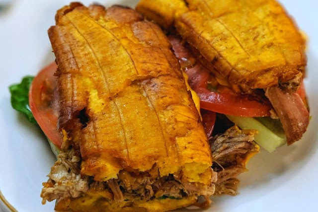 What to eat in Chicago in a day: Puerto Rican jibarito