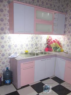 Kitchen Set Lengkap - Furniture Semarang